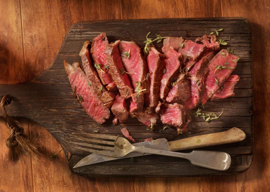 Grilled Prime Rib Steaks - Schinkels Gourmet Meats